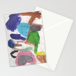 Colors 1 Stationery Cards