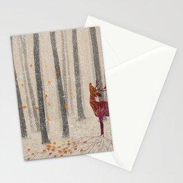 Absorbing light Stationery Cards