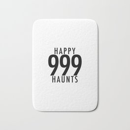 Haunted Mansion 999 Happy Haunts Bath Mat