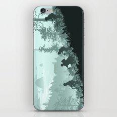 Never Say Die iPhone & iPod Skin