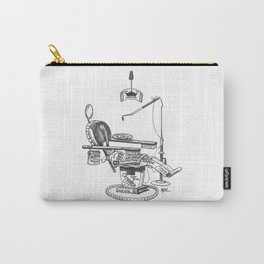 Dentist Chair Carry-All Pouch