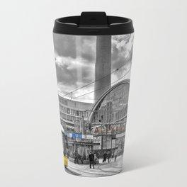Berlin Alexanderplatz Metal Travel Mug