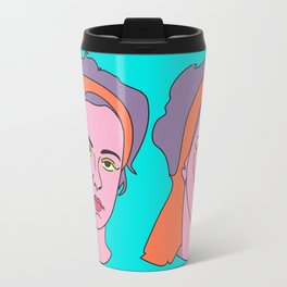 Venus in Furs Travel Mug