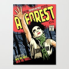 TFTS | Forest Canvas Print