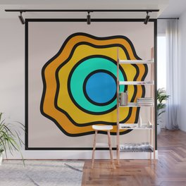 Lonely Travels - Geyser Wall Mural