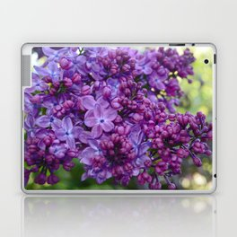 Lilac Paradise Laptop & iPad Skin