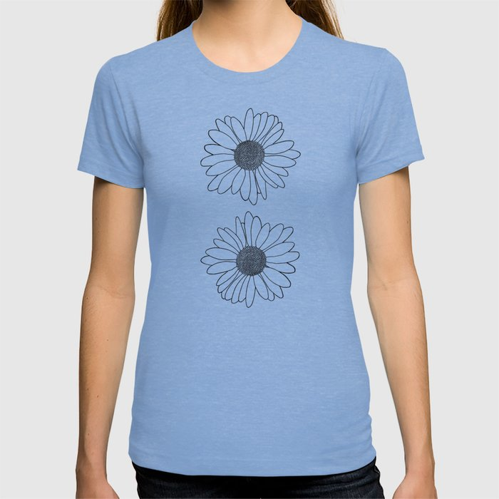 Daisy Grid T-shirt