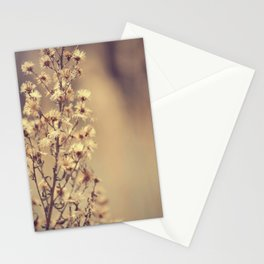 Sunday flowers Stationery Cards