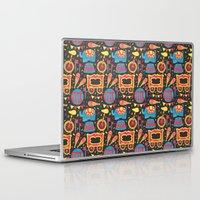 circus Laptop & iPad Skins featuring Circus by haidishabrina