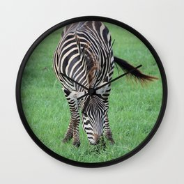 Stripes 1 Wall Clock