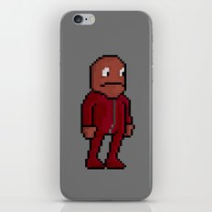 Choco, Survie Jumpsuit iPhone & iPod Skin