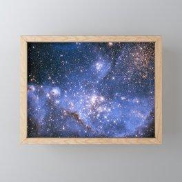 Small Magellanic Cloud Framed Mini Art Print