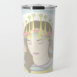 Alana Bloom Nouveau Travel Mug