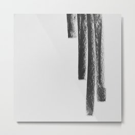 There is beauty Metal Print