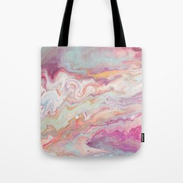And come forth from the cloud of unknowing Tote Bag