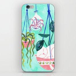 Hanging Gardens iPhone Skin
