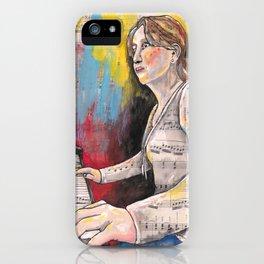 Piano 1 iPhone Case