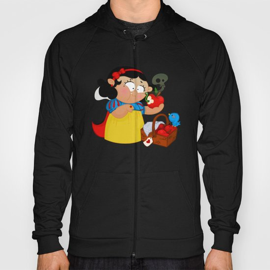 Snow White (apple) Hoody
