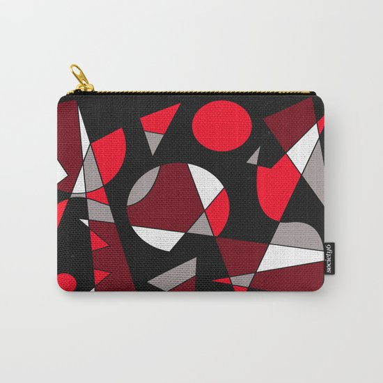 Abstract #107 Carry-All Pouch