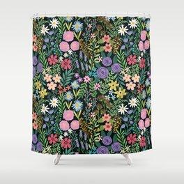 Imaginary field Shower Curtain