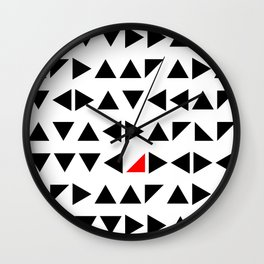 your way Wall Clock