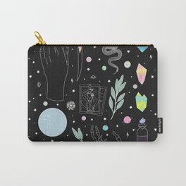 Crystal Witch Starter Kit - Illustration Carry-All Pouch