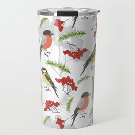 Birds. Travel Mug