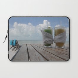 Heaven on a hot summer day..  Laptop Sleeve