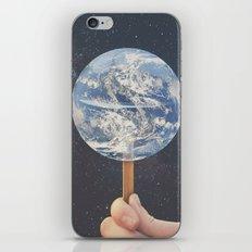 Lollipop Globe iPhone & iPod Skin