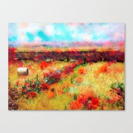 Sumer Canvas Print