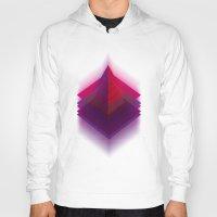 sacred geometry Hoodies featuring Sacred Geometry by JonJon