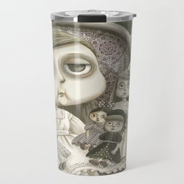 Miss Prudence Perkes Travel Mug