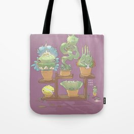 August's Plants Tote Bag