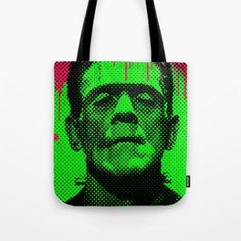 drippy Frank Tote Bag