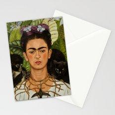 Frida Kahlo Painting I Stationery Cards