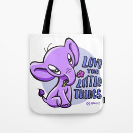 Elli: Love the Little Things Tote Bag