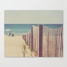 North Beach Canvas Print