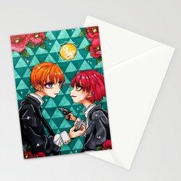 Rivals manga artwork Stationery Cards