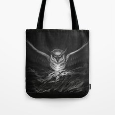 BounD Owl Tote Bag