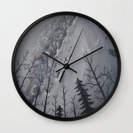 """""""Meraki""""  Wall Clock"""
