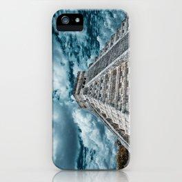 Chichen Itza Visions iPhone Case