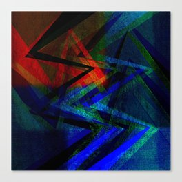 Abstract Art #  #### Canvas Print