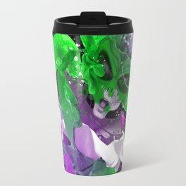 Colorize the Alien Travel Mug