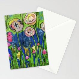 Garden Story Stationery Cards