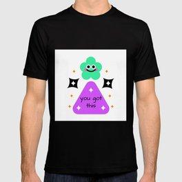 YOU GOT THIS ARTWORK T-shirt
