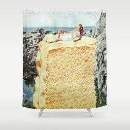 Bathing Beauty Shower Curtain