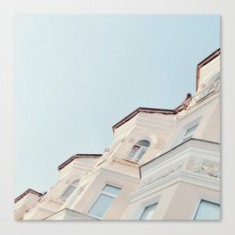 Stucco Canvas Print