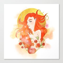 LIRA Canvas Print