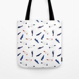 Sporty Tote Bag