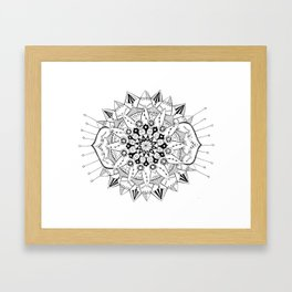 Mandala Series 03 Framed Art Print